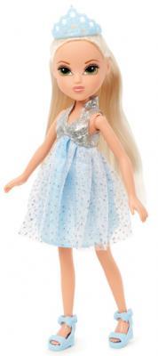 Кукла Moxie Принцесса в голубом платье 20 см