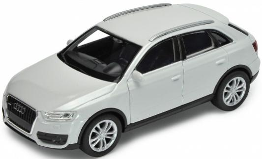 Автомобиль Welly Audi Q3 1:34-39 43666