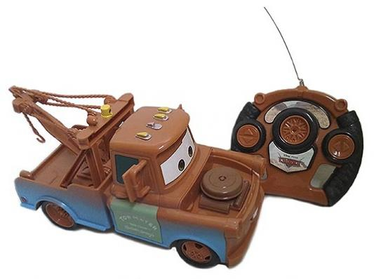 """Автомобиль на радиоуправлении Yellow """"Тачки"""" Мэтр 2 предмета 2419"""