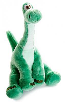 Фигурка Tomy Хороший динозавр Арло сидячий 17 см 1400584