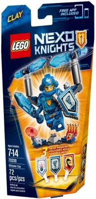 Конструктор Lego Абсолютная сила - Клэй 72 элемента