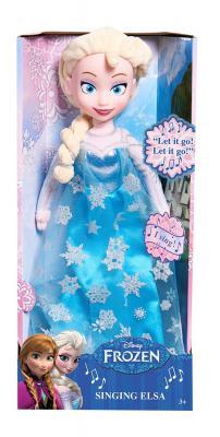 Кукла Disney Холодное сердце: Принцесса Эльза 35 см музыкальная 12960