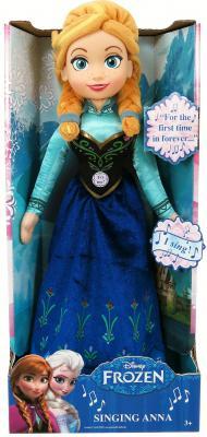Кукла Disney Холодное сердце: Принцесса Анна 35 см музыкальная 12960A