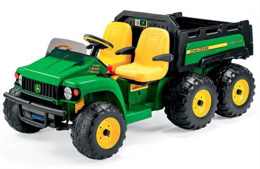 Джип Peg-Perego JD GATOR HPX 6*4 зеленый 171 см OD0521