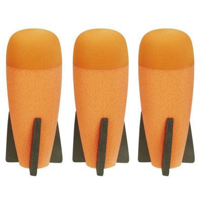Набор ракет Nerf Элит 3 шт оранжевый для мальчика A8951
