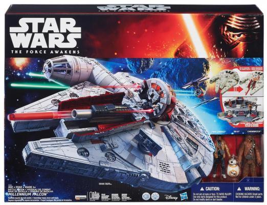 Игровой набор Hasbro Звездные войны Флагманский космический корабль B3678