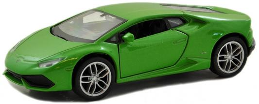 Автомобиль Welly Lamborghini Huracan 1:24 LP610-4(24056W)