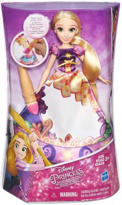 Кукла Disney Принцесса в юбке с проявляющимся принтом в ассортименте B5295