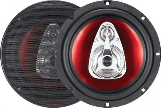 Автоакустика Supra RLS-830 коаксиальная 3-полосная 20см 120Вт-310Вт автомагнитола kenwood kdc bt520u usb mp3 cd fm rds 1din 4х50вт черный