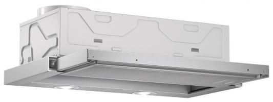 Вытяжка встраиваемая Bosch DFL064W51 серебристый встраиваемая вытяжка bosch dhl 545s
