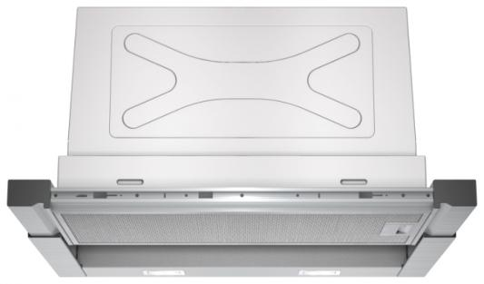 Вытяжка встраиваемая Siemens LI67RB540 серебристый