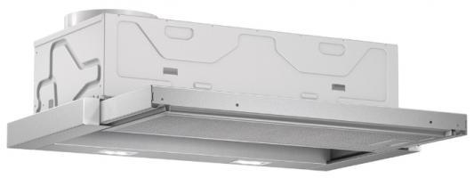Вытяжка встраиваемая Bosch DFL064A51 серебристый встраиваемая вытяжка bosch dhl575c