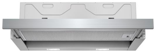 Вытяжка встраиваемая Siemens LI64MA530 серебристый