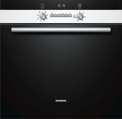Электрический шкаф Siemens HB43GR255 черный/белый электрический шкаф siemens hb23ab520r серебристый