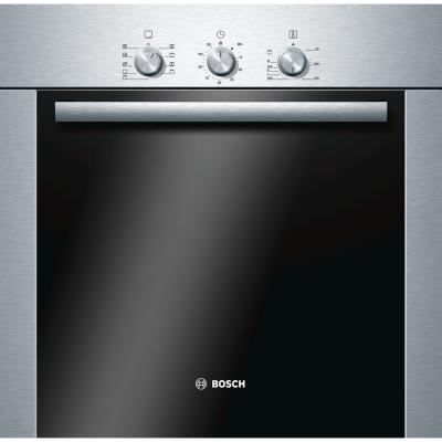 Электрический шкаф Bosch HBA21B250E серебристый
