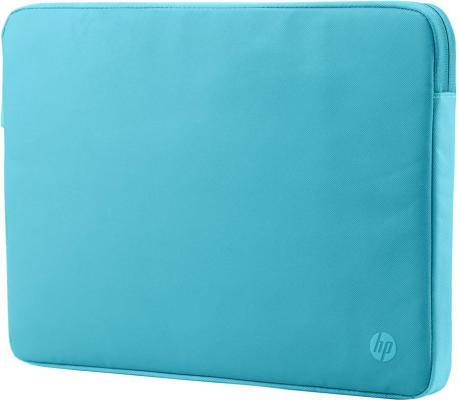 "Чехол для ноутбука 14"" HP Spectrum K0B41AA бирюзовый"