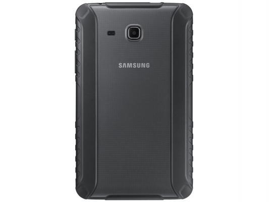 Чехол Samsung для Samsung Galaxy Tab A 7.0 Protective Cover полиуретан/поликарбонат черный EF-PT280CBEGRU чехол клип кейс samsung protective standing cover great для samsung galaxy note 8 темно синий [ef rn950cnegru]