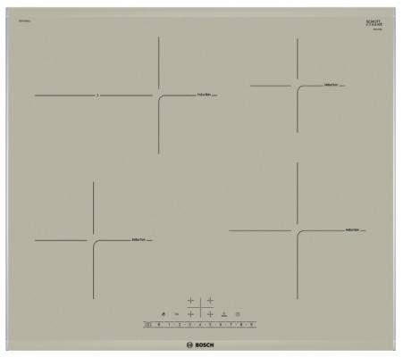 Варочная панель электрическая Bosch PIF673FB1E белый bosch pif673fb1e