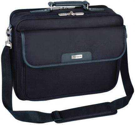 Сумка для ноутбука 15.4 Targus Notepac Plus CNP1 полиэстер черный сумка для ноутбука 13 3 targus tbt236eu 70 полиэстер черный