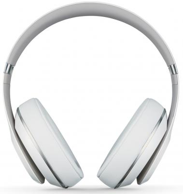 Наушники Apple Beats Over-Ear Headphones белый  MH8J2ZE/B