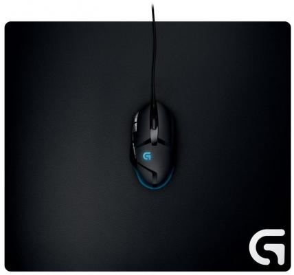 Коврик для мыши Logitech G640 Cloth Gaming Mouse Pad 943-000089 logitech g240 cloth gaming mouse pad 943 000094