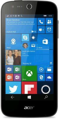 """Смартфон Acer Liquid M330 черный 4.5"""" 8 Гб Wi-Fi GPS LTE HM.HTGEU.001"""