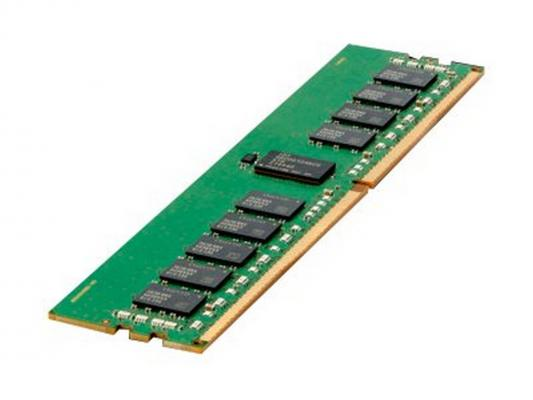 Оперативная память 32Gb (1x32Gb) PC4-19200 2400MHz DDR4 DIMM ECC Registered CL17 HP 805353-B21 цена и фото