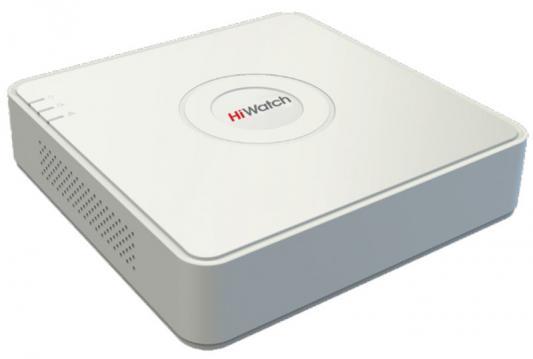Видеорегистратор сетевой Hikvision DS-H104Q 1920x1080 1хHDD HDMI VGA DVI до 4 каналов