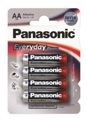 Батарейки Panasonic Everyday Power LR6REE/4BP AA 4 шт