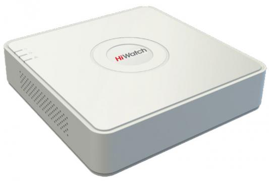 Видеорегистратор сетевой Hikvision DS-H108G 1280x720 1хHDD HDMI VGA DVI до 8 каналов цена 2017