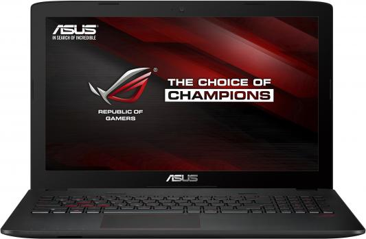 "Ноутбук ASUS GL552VW-CN479T 15.6"" 1920x1080 Intel Core i7-6700HQ 90NB09I3-M05660"