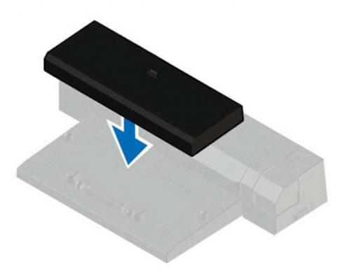 Порт-репликатор Dell для Latitude E5550/E5250/E5450/E7240/E7440/7450/7250 452-BBTR