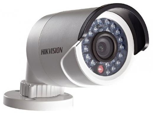 """Камера видеонаблюдения Hikvision DS-2CE16D1T-IR уличная цветная 1/2.7"""" CMOS 3.6 мм ИК до 20 м день/ночь"""