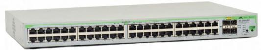 Коммутатор Allied Telesis AT-FS750/52-50 неуправляемый 48 портов 10/100Mbps
