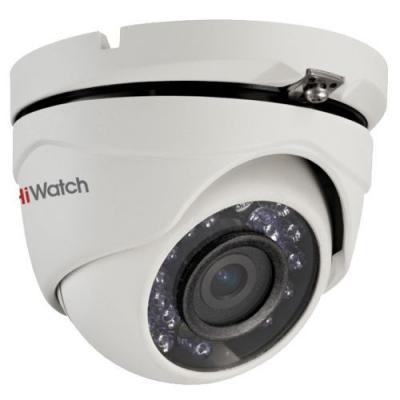 Камера видеонаблюдения Hikvision DS-T103 уличная цветная 1/4 CMOS 2.8 мм ИК до 15 м камера видеонаблюдения hikvision ds 2cd2022wd i 4 mm ds 2cd2022wd i 4 mm