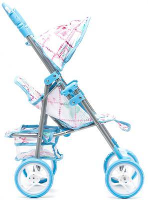 """Коляска для кукол 1Toy Winx """"Премиум"""" Т56209"""