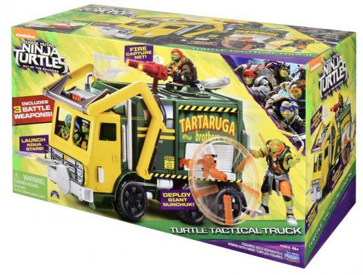 Игровой набор Playmates Toys Мусоровоз Черепашек-ниндзя, серия Movie Line 2016 89331T