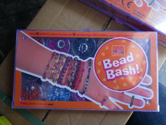 Набор для бисероплетения 1toy Bead Bash Т58212