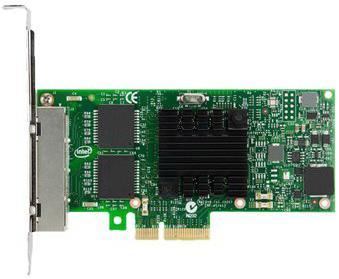 Адаптер Lenovo Express Intel I350-T4 4xGbE BaseT Adapter for IBM System x 00MY951
