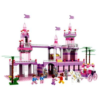 Конструктор 1Toy Маленькая Принцесса 600 элементов Т57008