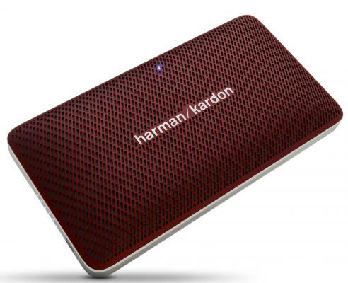 Портативная акустика Harman Kardon Esquire Mini bluetooth 8Вт красный