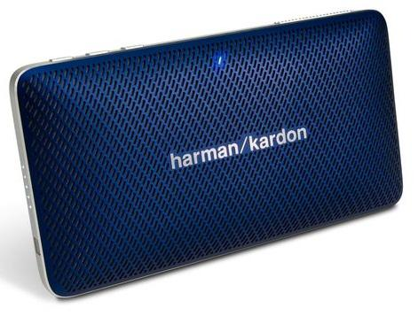 Портативная акустика Harman Kardon Esquire Mini bluetooth 8Вт синий