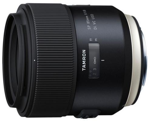 Объектив Tamron SP 85мм F/1.8 Di VC USD для Canon F016E