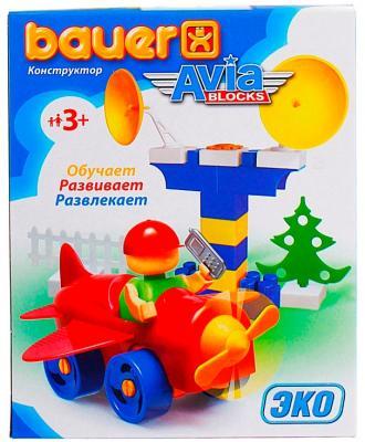 Конструктор Bauer Avia Эко 32 элемента  305 игрушка конструктор bauer avia 319 188083