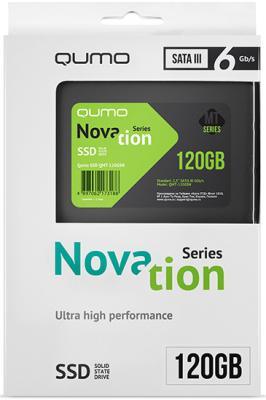 """SSD Твердотельный накопитель 2.5"""" 120GB QUMO QMT-120GSN SATAIII"""