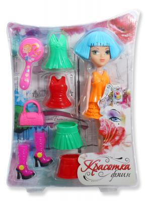 "Кукла 1Toy ""Красотка Фэшн"" с аксессуарами"