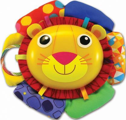 Интерактивная игрушка Tomy Лев Логан музыкальная от 2 лет разноцветный ТО27159