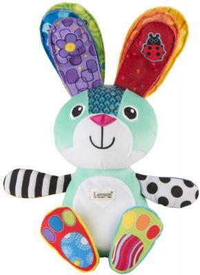 Мягкая игрушка заяц Tomy Учёный Зайка текстиль разноцветный ТО27328