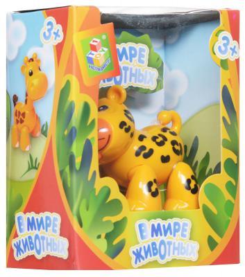 Купить Игрушка 1Toy В мире животных - Тигр / Леопард Т57440 в ассортименте, унисекс, Игровые наборы для мальчиков