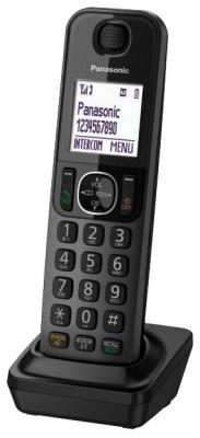 Дополнительная трубка Panasonic KX-TGFA30RUM черный купить б у panasonic cf 30